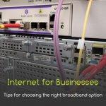 Internet for Businesses