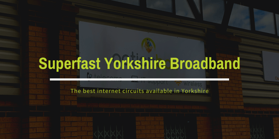 Superfast Yorkshire Broadband