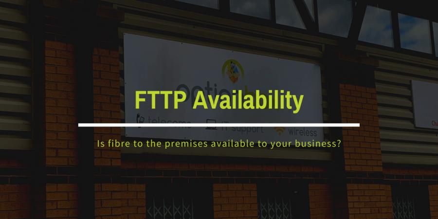 FTTP Availability
