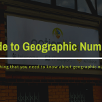 Geographic numbers blog featured image
